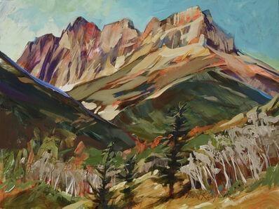 Brent Laycock, 'Blackiston Peaks', 2016
