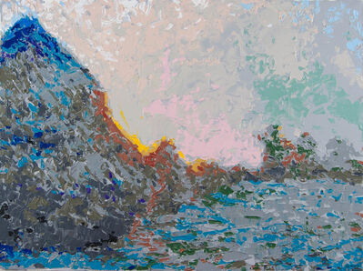 Philippe Le Miere, 'after Claude MONET Meules', 2021