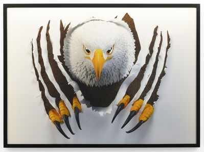 Takeshi Murata, 'Eagle', 2017