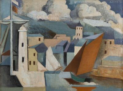 André Lhote, 'Port méditerranéen', 1930