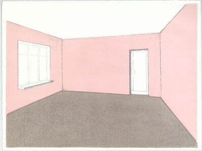 """Alexandra Paperno, '""""Untitled 2"""" (from the series """"Rooms"""")', 2017"""