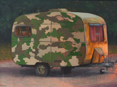 Andrew McIntosh (Mackie), 'Forest Camo 1', 2020