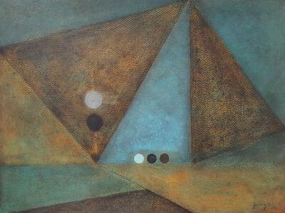 Jorge González Velázquez, 'Geometría', 2015