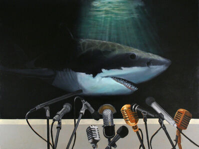 Robert McCauley, 'Deposition Shark '