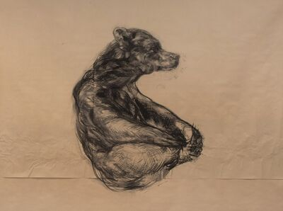 Nicola Hicks, 'Untitled (Sitting Bear)', 2014