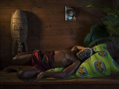 Lyle Ashton Harris, 'Afropunk Odalisque', 2018