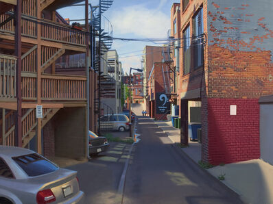 Ed Stitt, 'Musical Alley', 2010