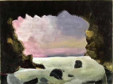 Melora Griffis, 'yesterdays cave', 2020