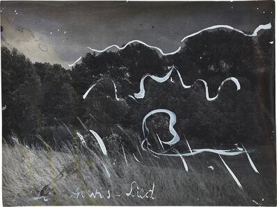 Anselm Kiefer, 'Das Alwis Lied', 1980