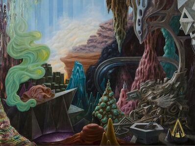 Nome Edonna, 'Caverns of Hypnogogia', 2016