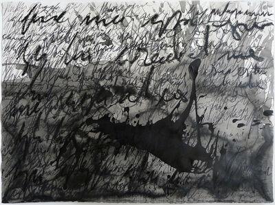 Daniel Diaz-Tai, 'Asemic N025.13'