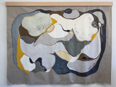 Lynda Keeler, 'Road Map #15 Desert Palisades', 2020
