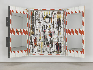 Tom Sachs, 'The Cabinet', 2014