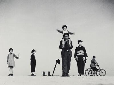 Shoji Ueda, 'Papa, Mama and the Children (I)', 1949