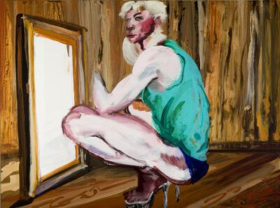 Rainer Fetting, 'Drag (Ilko)', 2016