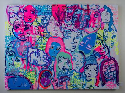 Davia King, 'Wondering Life', 2018