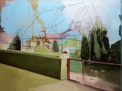 Matthias Weischer, 'Ohne Titel', 2000