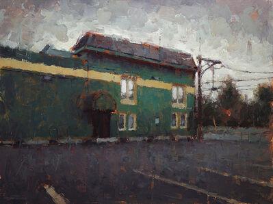 Nicolas Martin, 'The Green Building', 2017