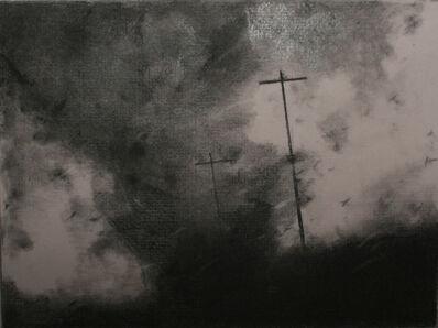 Laura Broaddus Hexner, 'Storm (study)', 2016