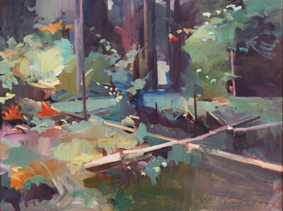 Kenneth Lochhead, 'Forest Riddle ', 1994