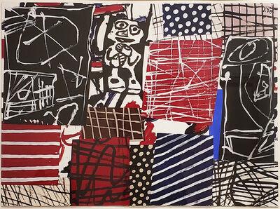 Jean Dubuffet, 'Habitat Véhément', 1979