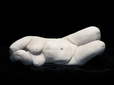 Nadav Kander, 'Elizabeth with elbows hiding face, 2012', 2012