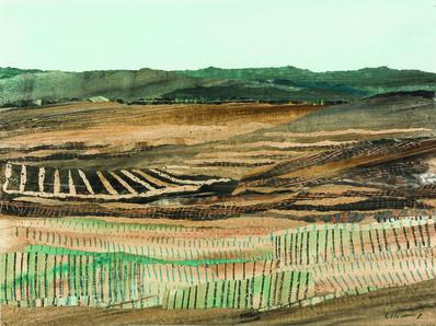 Marzia Colonna, 'Tuscan Fields ', 2015