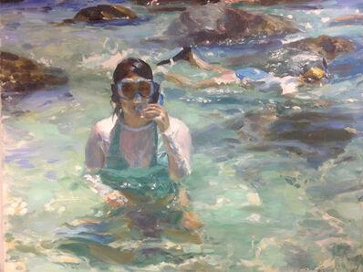 Paul Oxborough, 'Snorkeling', 2014