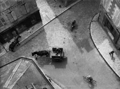 André Kertész, 'Carrefour, Blois', 1930