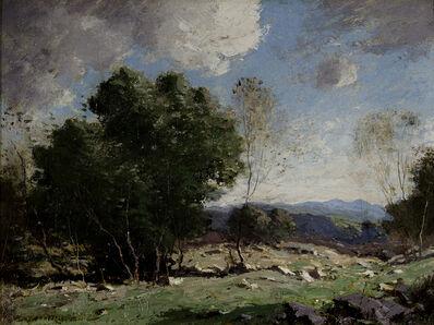 George M. Bruestle, 'Sunny Pastures', 1900