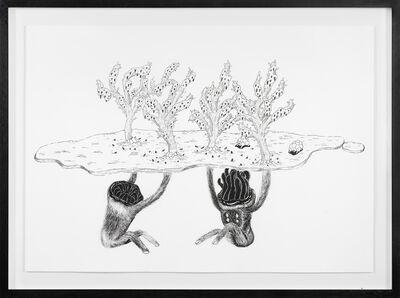 Atang Tshikare, 'Ea Tshela ('It is Alive')', 2019