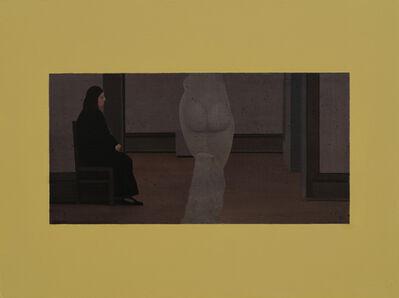 Bodu YANG, 'In the museum 2019A', 2019