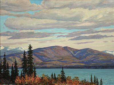 William Duma, 'Lake Below (52-19)', 2019