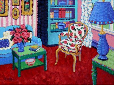 """Claudia Hartley, '""""The Rose Room""""'"""