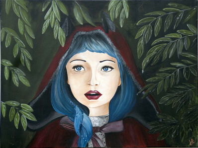Lydia Pudel, 'Little red Riding Hood', 2011