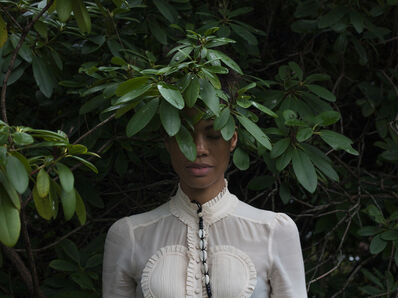 Zohra Opoku, 'Rhododendron', 2015