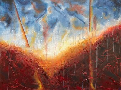 Nunziatina Del Vecchio, 'Wildfire', 2019