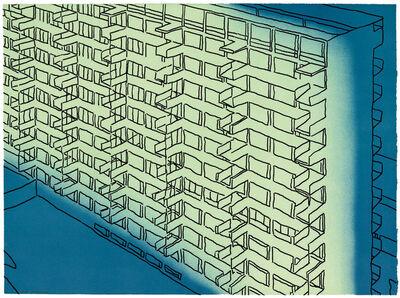 Pedro Calapez, 'Arquitectura # 53b', 2006