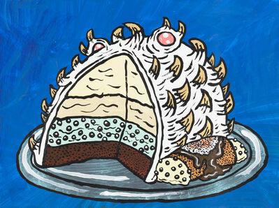 Yukari Sakura, 'Auntie Uulu's Polar Bake with Ice Cream Cannoli', 2017