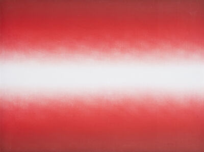 Anish Kapoor, 'Shadow III (Red)', 2009