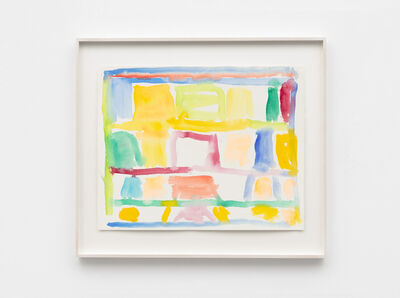 Stanley Whitney, 'Untitled', 2018