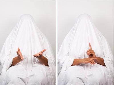 Sondra R. Perry, 'White Sheets', 2014