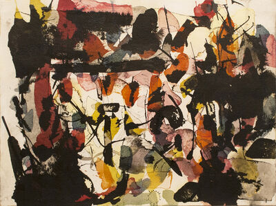 Jean-Paul Riopelle, 'Untitled', 1960