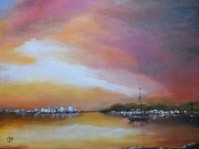 Corina Epis, 'Puerto Abstracto ', 2017