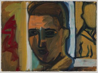 Robert De Niro, Sr, 'Self Portrait', 1960