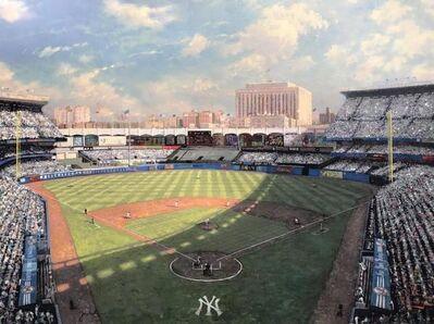Thomas Kinkade, 'Yankee Stadium', 2000's