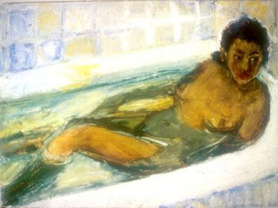Diana Cabouli, 'Sunday Afternoon Bath II', 1991