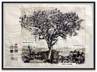 William Kentridge, 'And I Alone', 2020
