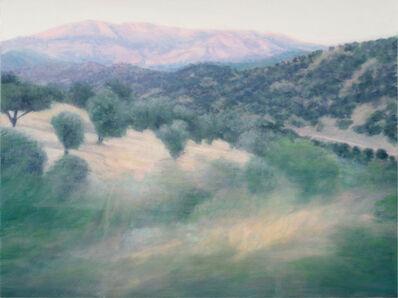 Daniele Genadry, 'Divergence (green)', 2018