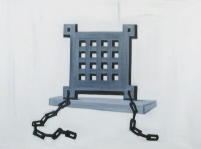 Pál Gerber, 'The one penny motif', 1998